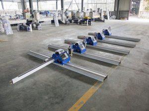 180W bærbar CNC plasmaskjæremaskin for kutting av tykt metall 6 - 150mm