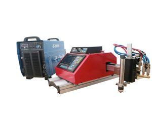 Automatisk bærbar CNC plasmaskjæremaskin for rustfritt stål aluminium