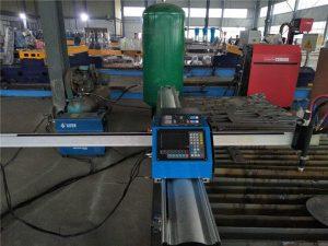 Billig pris bærbar cnc gassskjæremaskin for metallplate