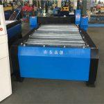 Kina 100a plasma skjære cnc maskin 10mm plate metall