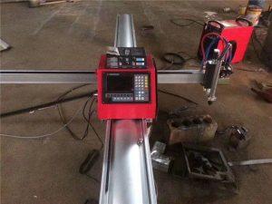 Bærbar cnc plasmaskjæremaskin av høy kvalitet cnc plasmakutter for rustfritt stål og metallplate