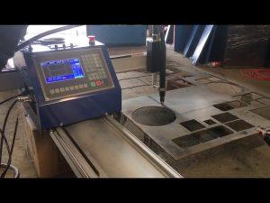 cnc bærbar luftplasmaskjæremaskin, bærbar luftplasmakutter
