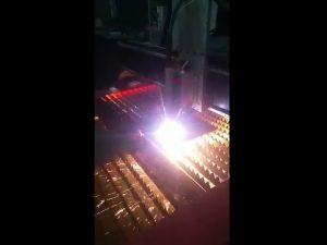 industriell cnc plasma skjæremaskin som leverer med høykvalitets plasma kraft