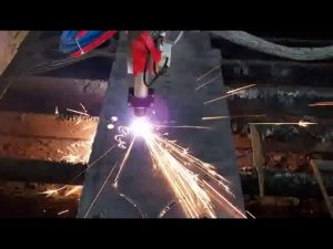 lav pris cnc plasma skjæremaskin jernstang kuttemaskin sirkel skjæremaskin