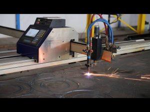 bærbar mini cnc plasmaskjæremaskin med lave kostnader