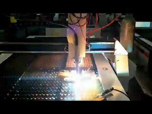 lavkost plasmaskjærer ark stål cnc liten plasmaskjæremaskin