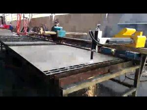 metall stål skjæremaskin mini bærbar flamme, plasma skjæremaskin pris