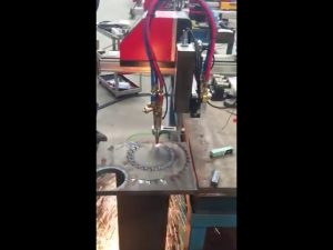 bærbar cnc flammeskjærer mini cnc plasma skjæremaskin cnc skjæremaskin